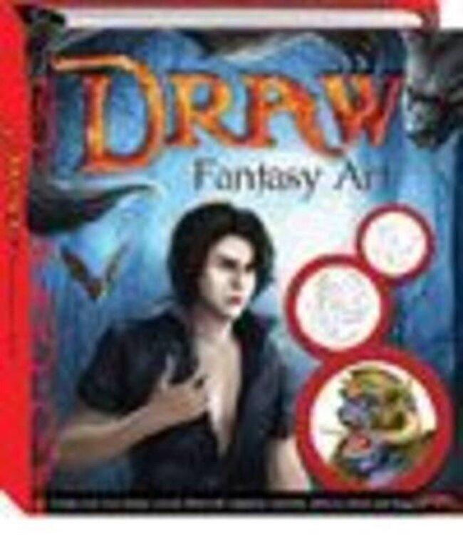 *** - Draw Fantasy Art -