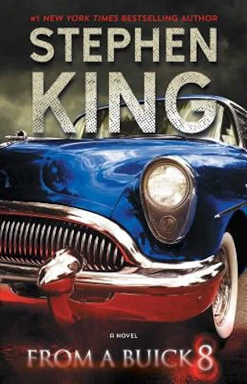 Stephen King - From a Buick 8, Paperback -