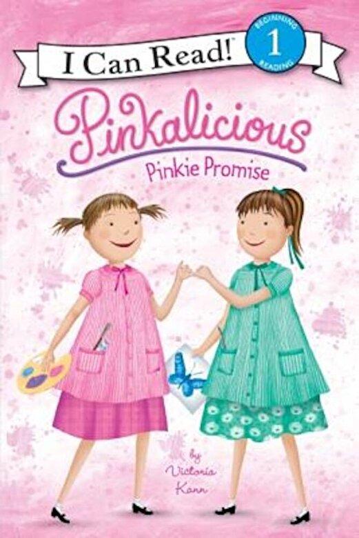 Victoria Kann - Pinkalicious: Pinkie Promise, Paperback -