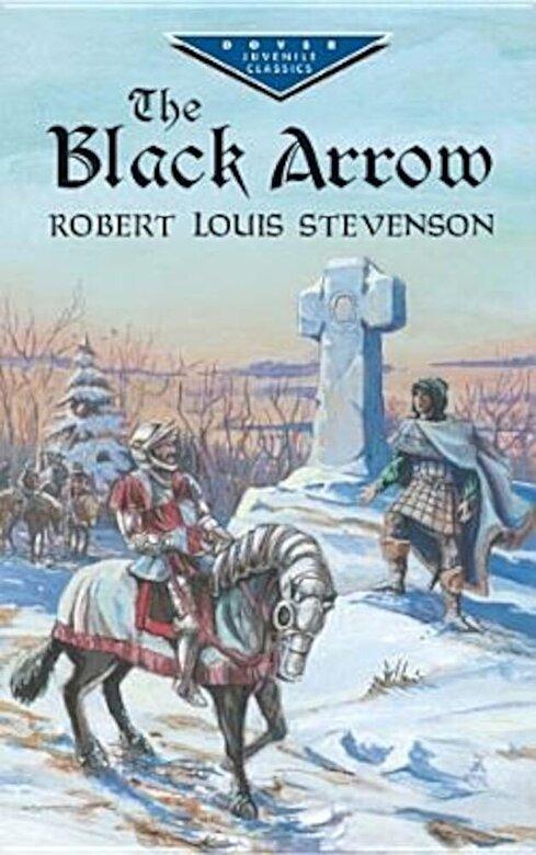 Robert Louis Stevenson - The Black Arrow, Paperback -