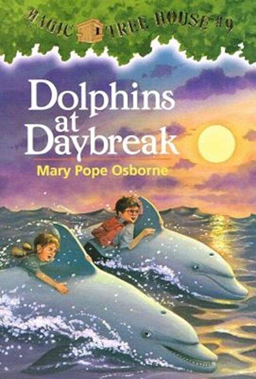 Mary Pope Osborne - Dolphins at Daybreak, Hardcover -