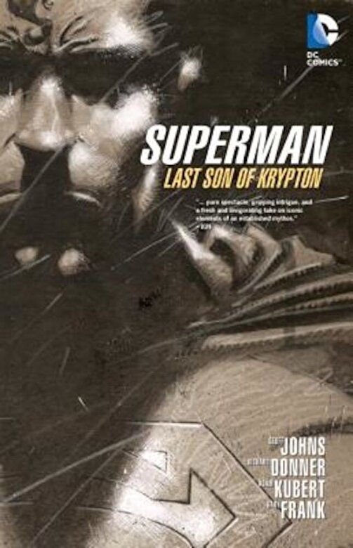 Geoff Johns - Last Son of Krypton, Paperback -