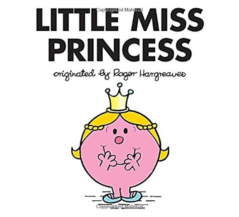 Roger Hargreaves - Little Miss Princess, Paperback -