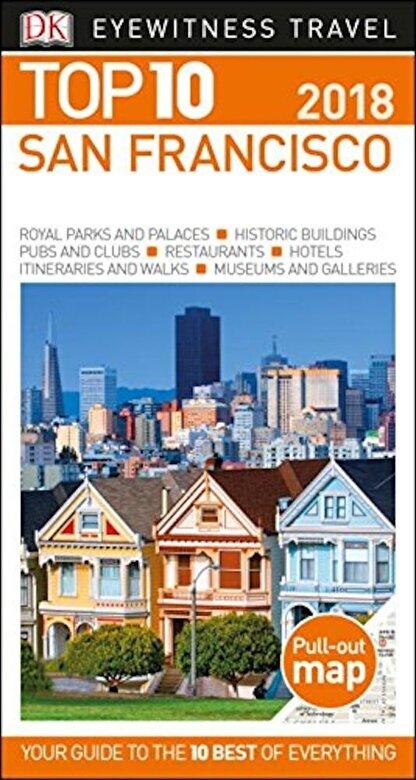 DK Publishing - Top 10 San Francisco, Paperback -