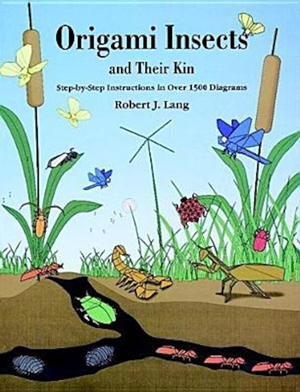 Robert J. Lang - Origami Insects, Paperback -