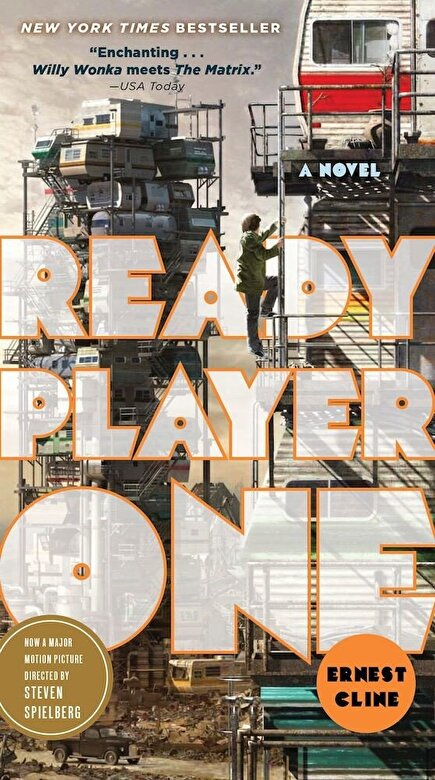 Ernest Cline - Ready Player One, Paperback -