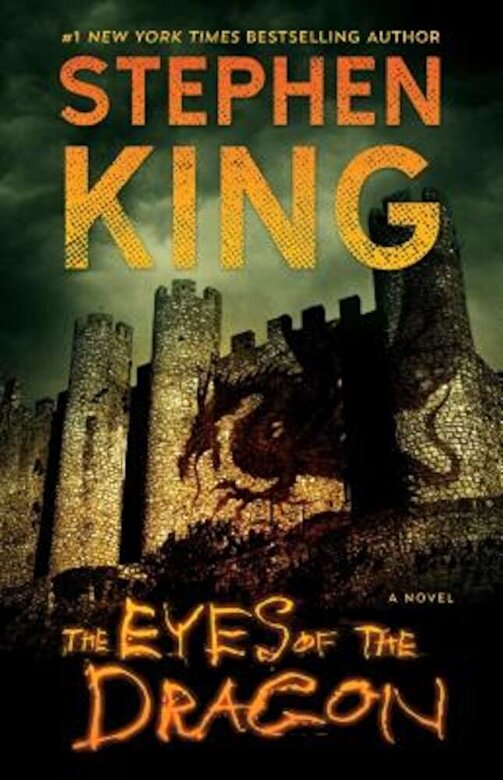 Stephen King - The Eyes of the Dragon, Paperback -