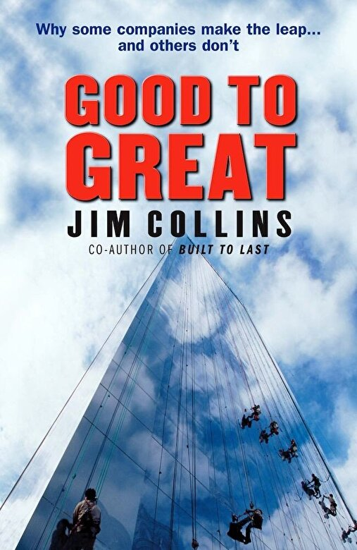 Jim Collins - Good to Great -