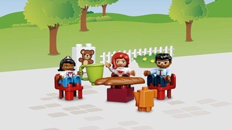 LEGO - LEGO DUPLO, Casa familiei 10835 -