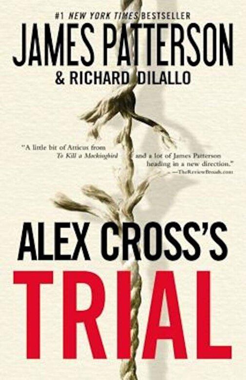 James Patterson - Alex Cross's Trial, Paperback -