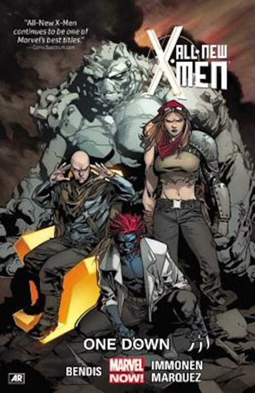 Marvel Comics - All-New X-Men, Volume 5: One Down (Marvel Now), Paperback -