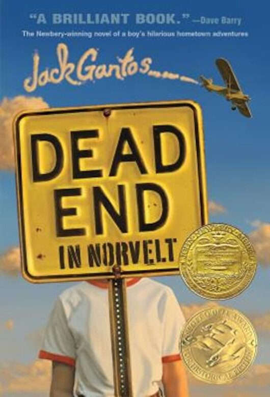 Jack Gantos - Dead End in Norvelt, Paperback -