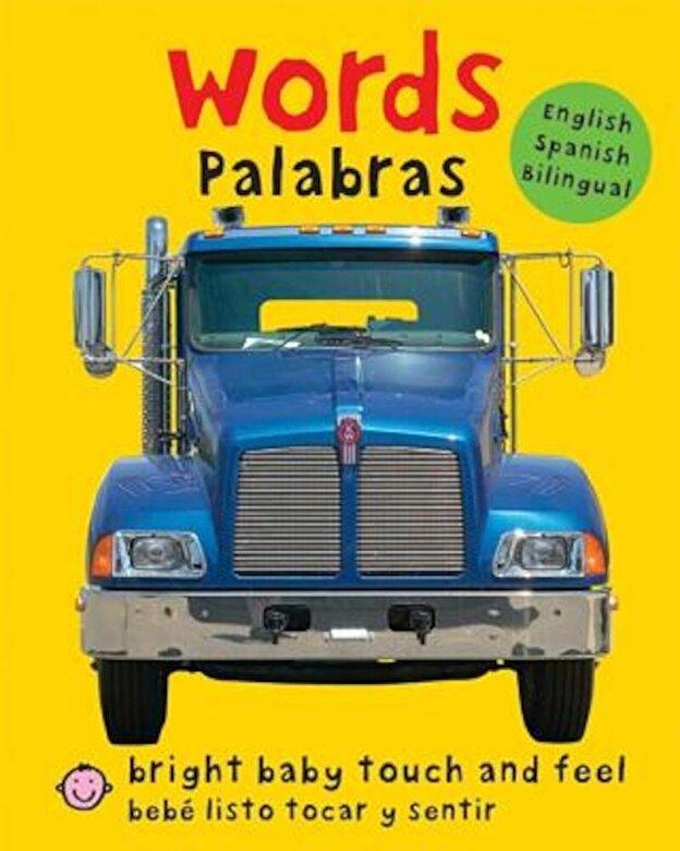 Roger Priddy - Words/Palabras, Hardcover -