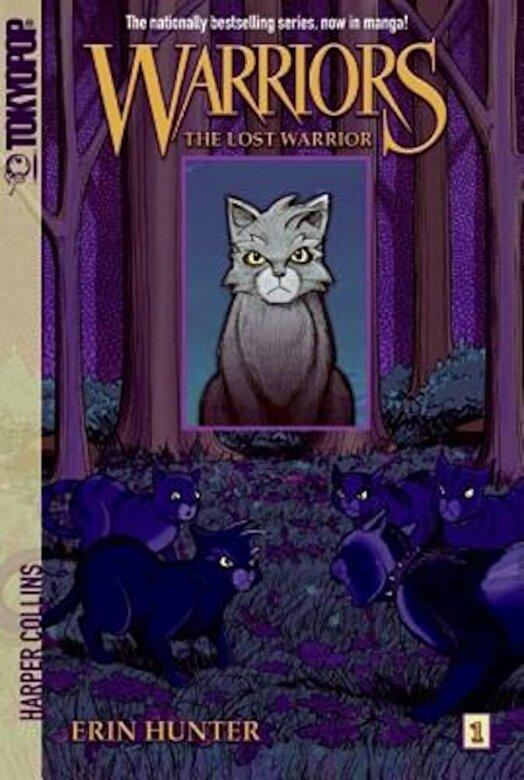 Erin Hunter - The Lost Warrior: Volume 1, Paperback -