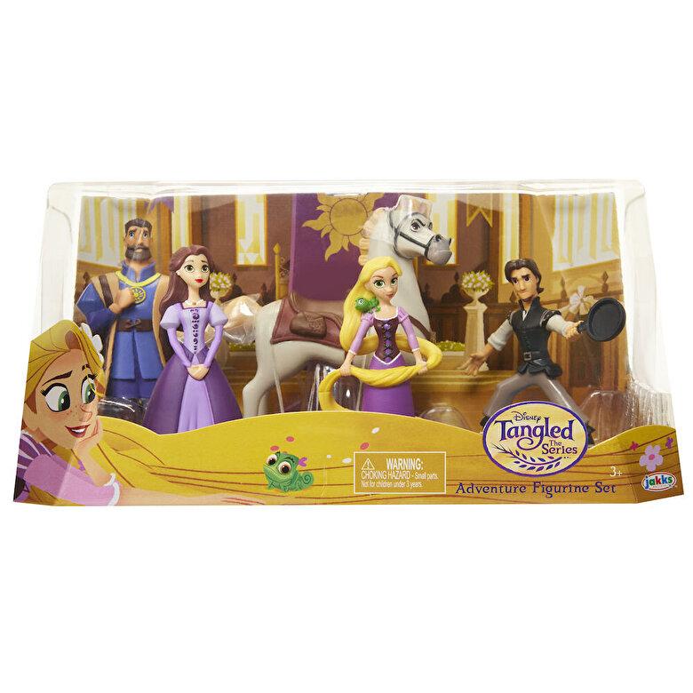 Jakks Pacific - Disney Rapunzel - Set figurine Tangled -
