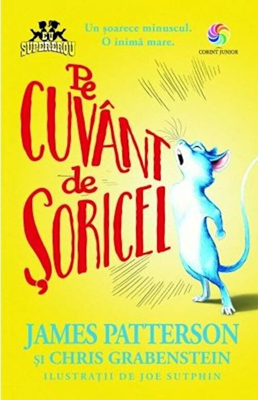 James Patterson, Chris Grabenstein - Pe cuvant de soricel -