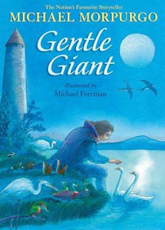 Michael Morpurgo - Gentle Giant, Paperback -