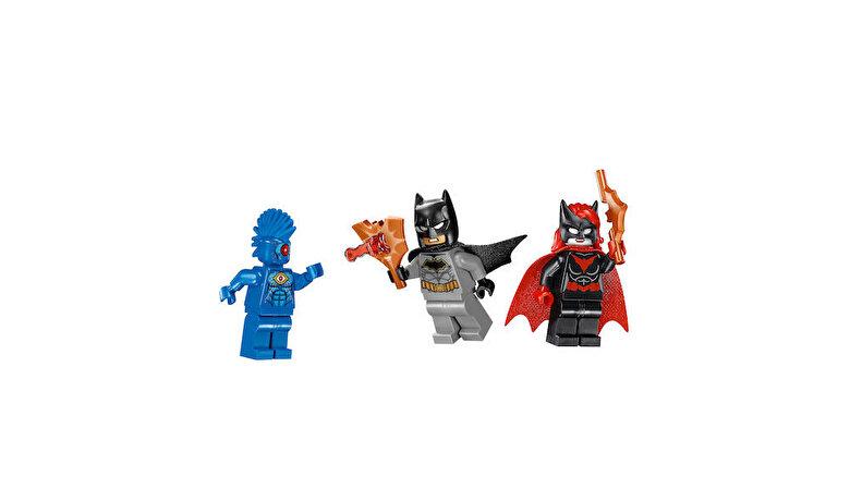 LEGO - LEGO Super Heroes, Batman: Doborarea lui Brother Eye 76111 -
