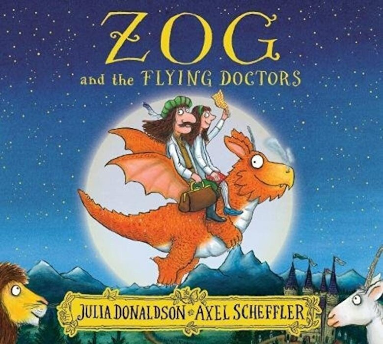 *** - Zog & The Flying Doctors -