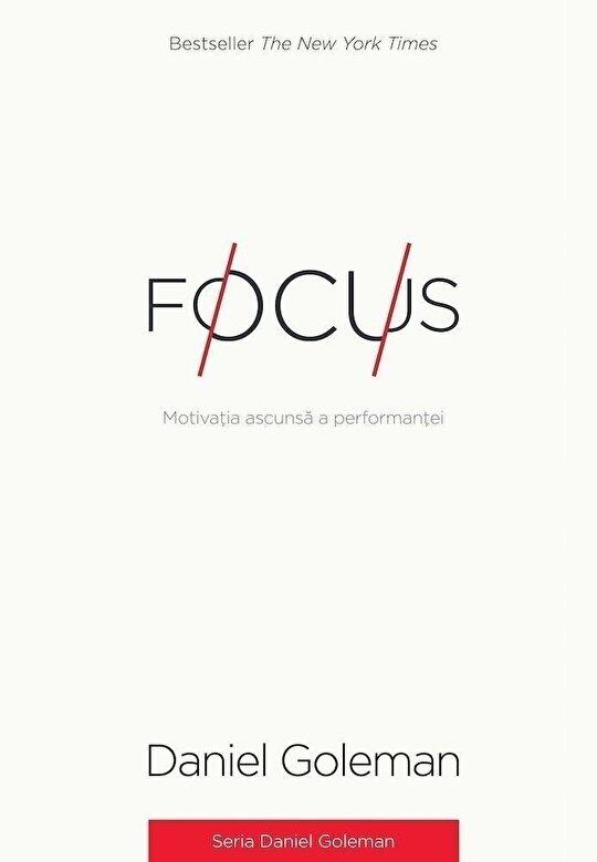 Daniel Goleman - Focus -