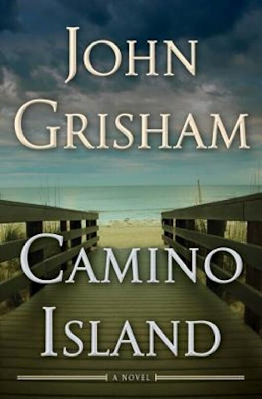 John Grisham - Camino Island, Hardcover -