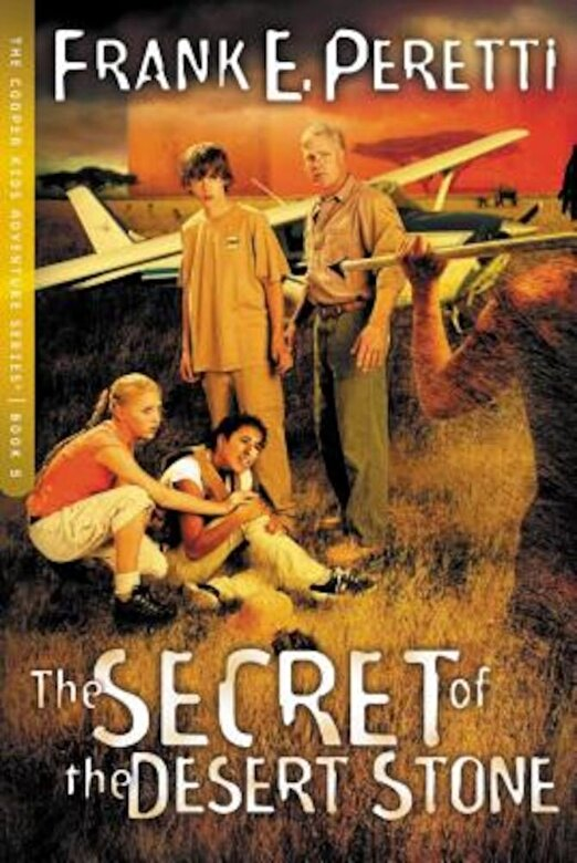 Frank E. Peretti - The Secret of the Desert Stone, Paperback -