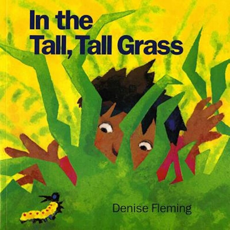 Denise Fleming - In the Tall, Tall Grass, Paperback -