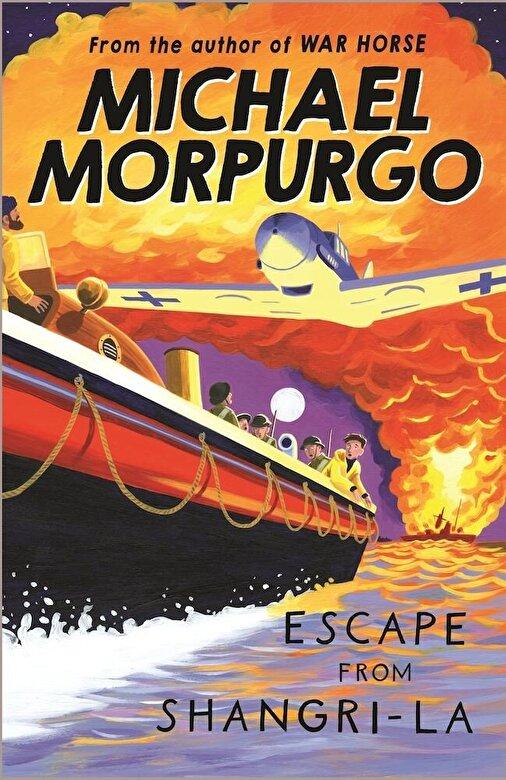Michael Morpurgo - Escape from Shangri-La -