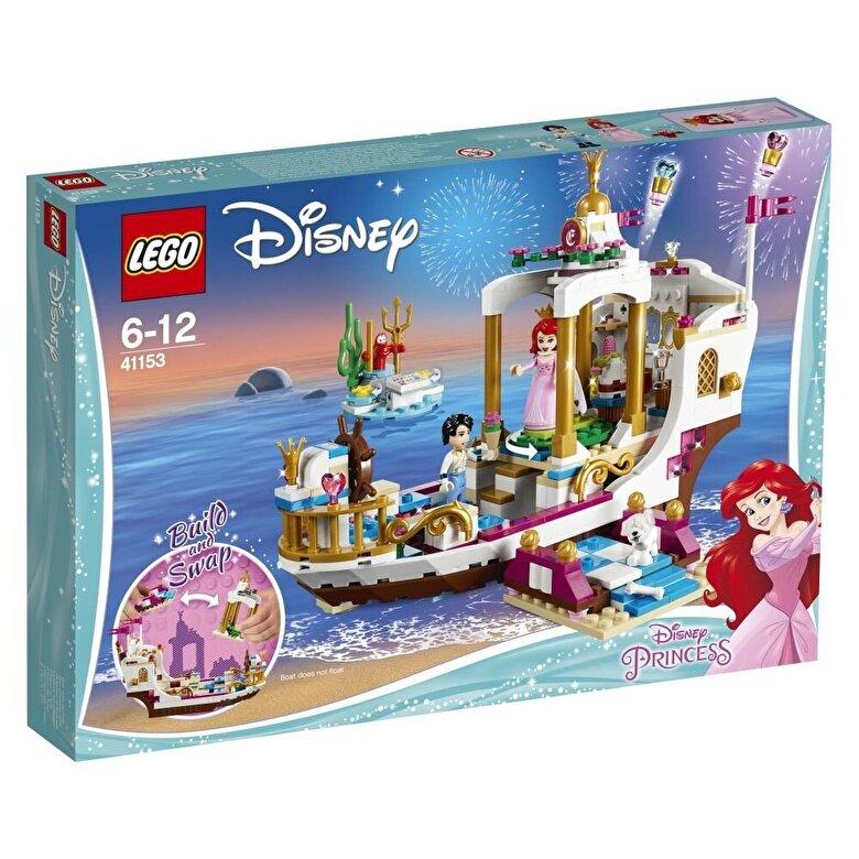 LEGO - LEGO Disney Princess, Ambarcatiunea regala a lui Ariel 41153 -