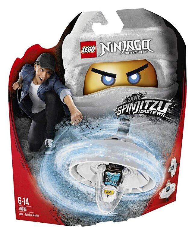 LEGO - LEGO Ninjago, Zane - Maestru Spinjitzu 70636 -