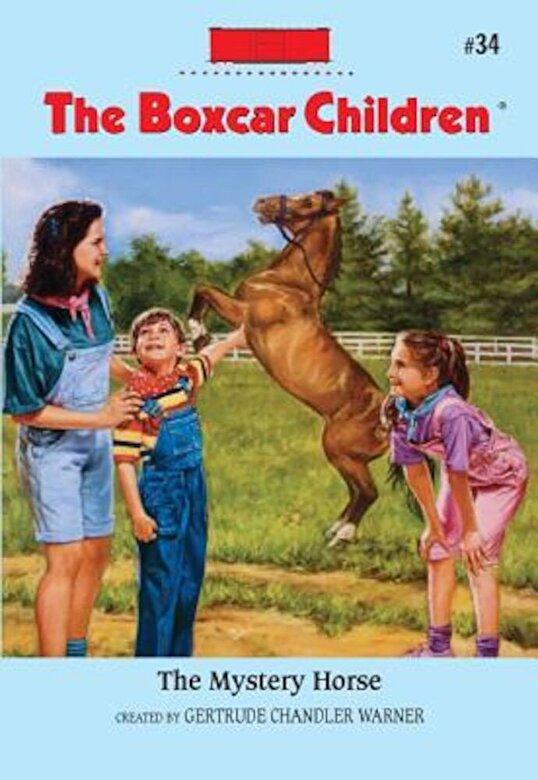 Gertrude Chandler Warner - The Mystery Horse, Paperback -