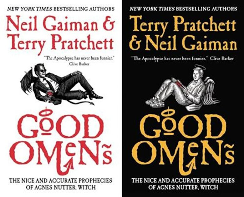 Neil Gaiman - Good Omens: The Nice and Accurate Prophecies of Agnes Nutter, Witch, Paperback -