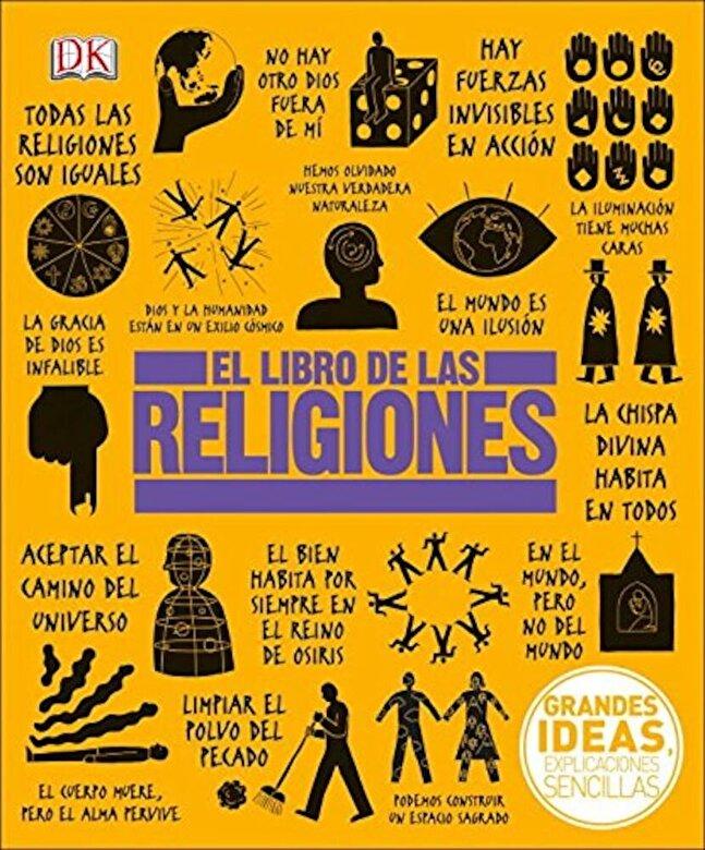 DK - El Libro de Las Religiones, Hardcover -
