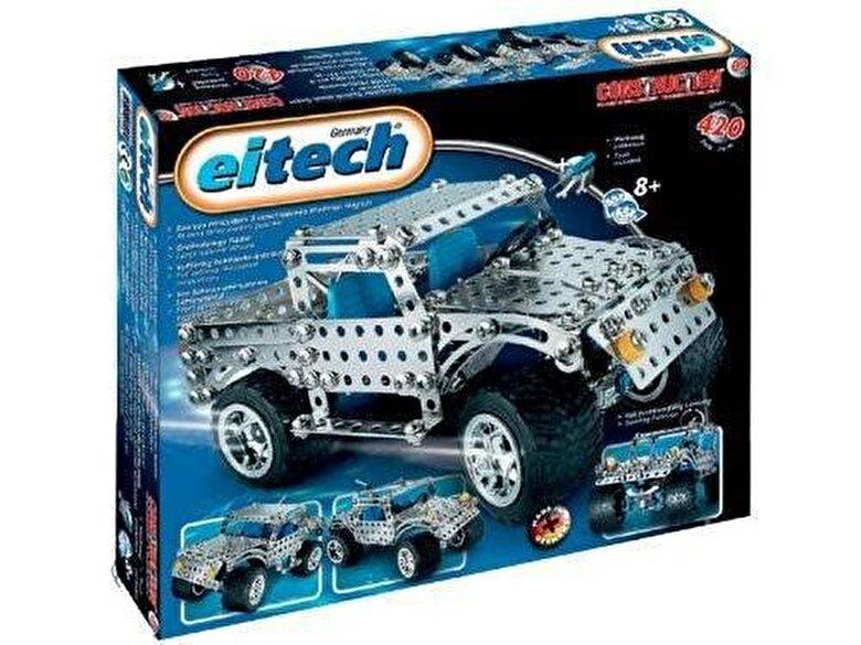 Eitech - Eitech, Set constructie Jeep, 3 modele -