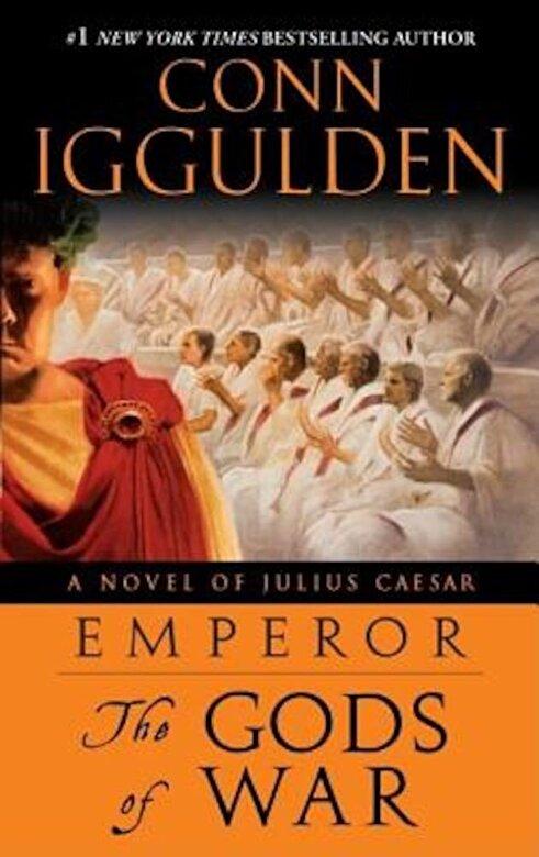 Conn Iggulden - The Gods of War, Paperback -