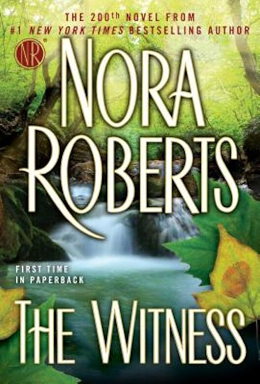 Nora Roberts - The Witness, Paperback -
