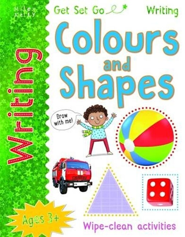 *** - Gsg: Writing Colours & Shapes -