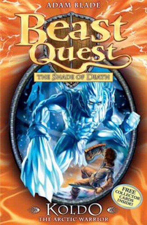 Adam Blade - Beast Quest: 28: Koldo the Arctic Warrior, Paperback -