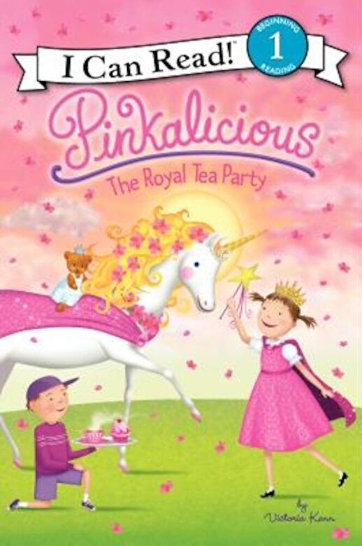 Victoria Kann - Pinkalicious: The Royal Tea Party, Paperback -