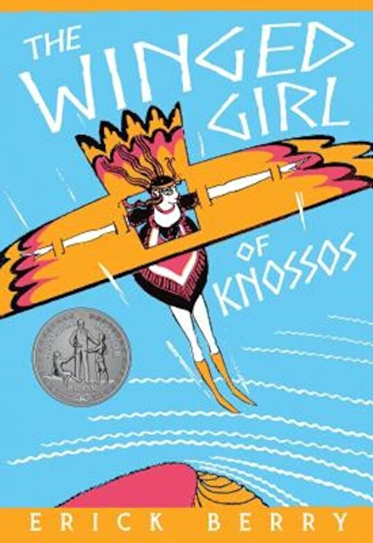 Erick Berry - The Winged Girl of Knossos, Paperback -
