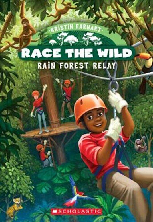 Kristin Earhart - Rain Forest Relay, Paperback -