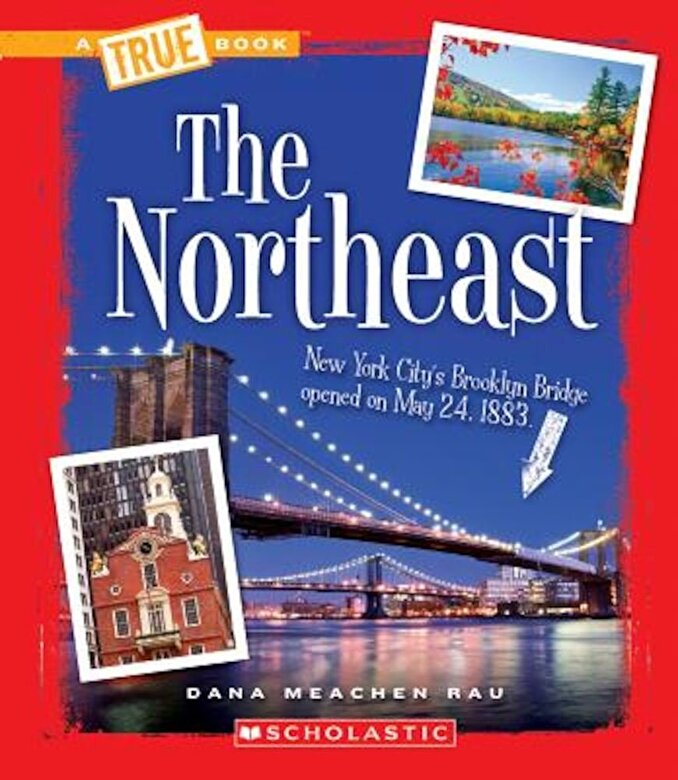 Dana Meachen Rau - The Northeast, Paperback -