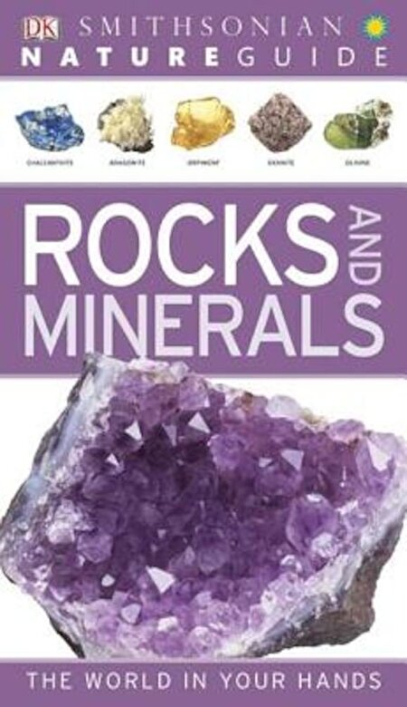 DK Publishing - Nature Guide: Rocks and Minerals, Paperback -
