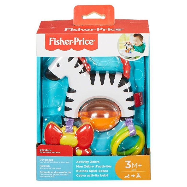 Fisher Price - Jucarie Zebra cu activitati -