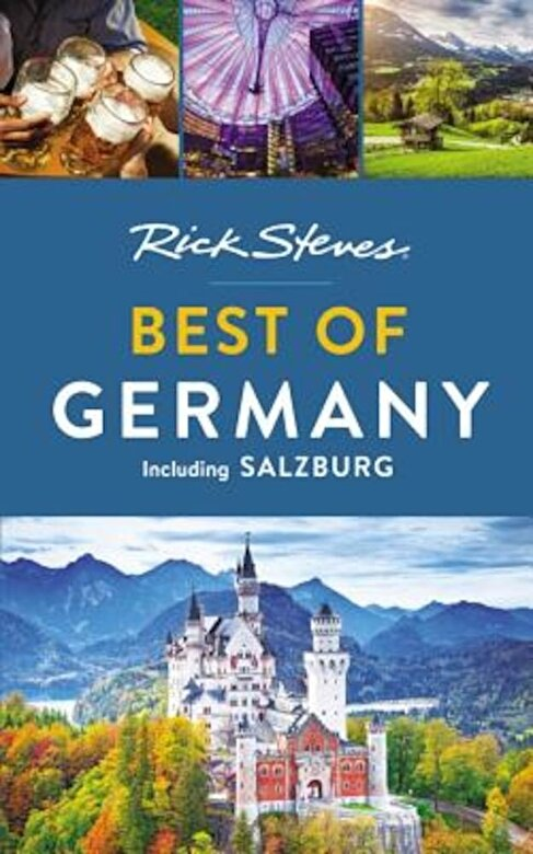 Rick Steves - Rick Steves Best of Germany, Paperback -