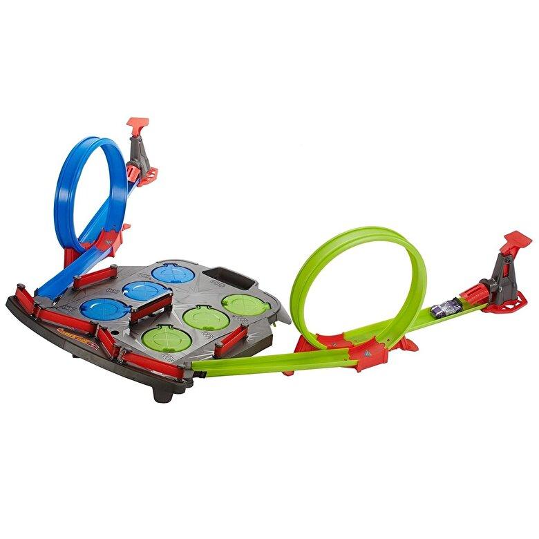 Hot Wheels - Pista Hot Wheels Rebound Raceway -