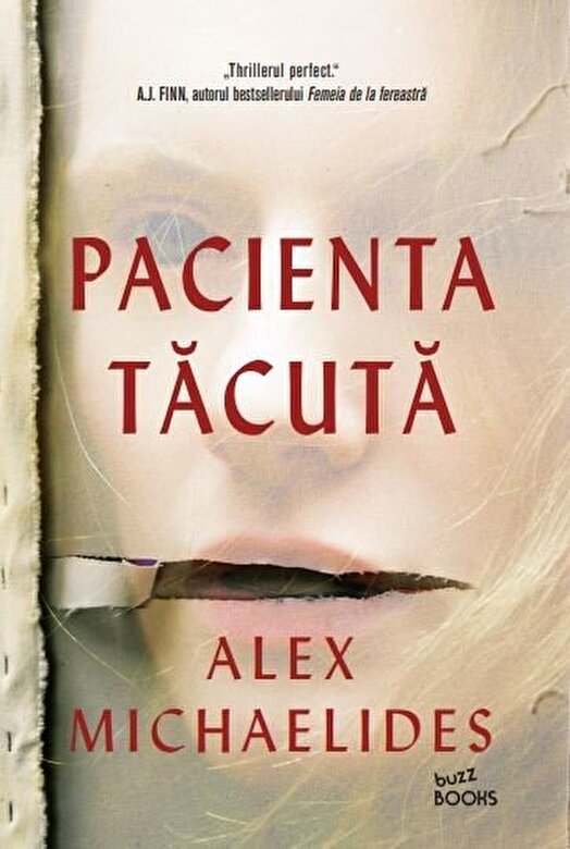 Alex Michaelides - Pacienta tacuta -