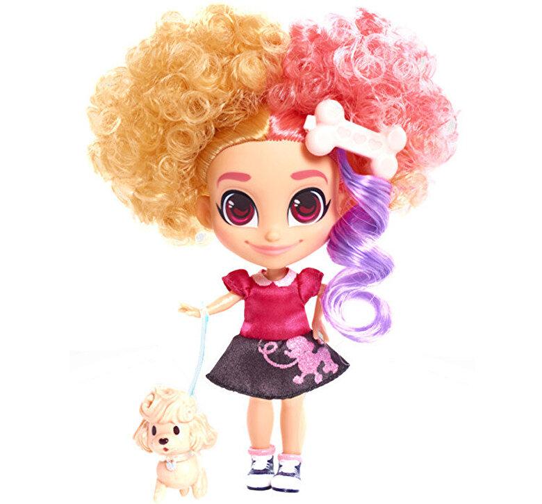 Hairdorables - Papusa Hairdorables cu accesorii surpriza -