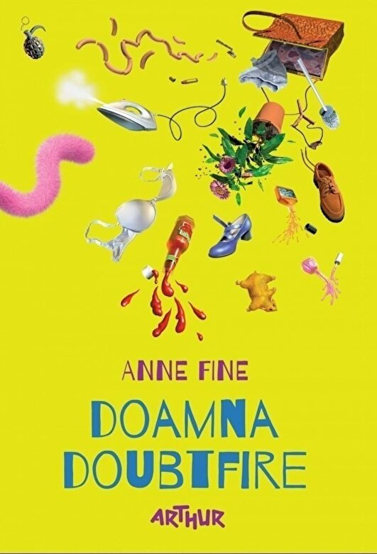 Anne Fine - Doamna Doubtfire -