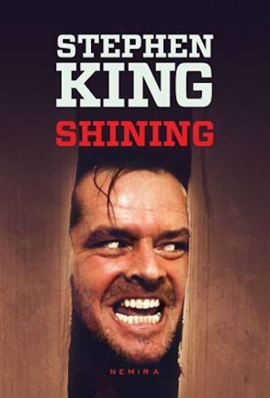 Stephen King - Shining (hardcover) -